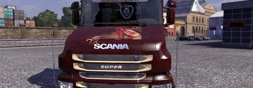 Scania T730 Red Jewel