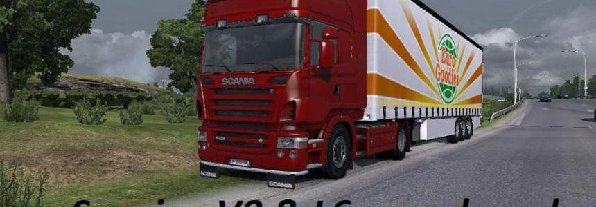 Scania V8 Sound Update v5.2