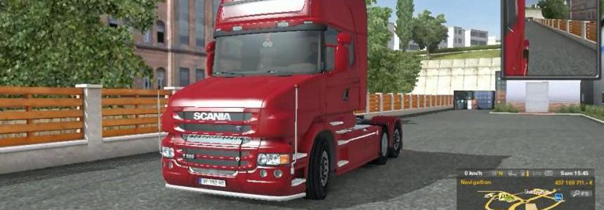 Scania V8 Sound v5.0