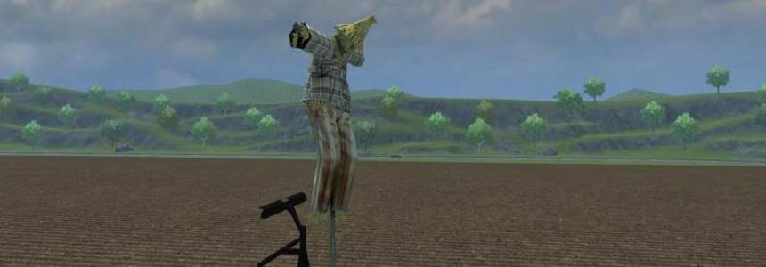 Scarecrow with yield increase v1.0