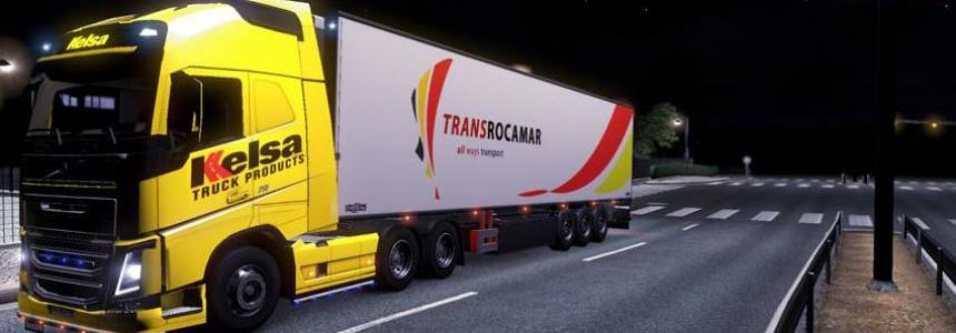 Standalone trailer Transrocamar