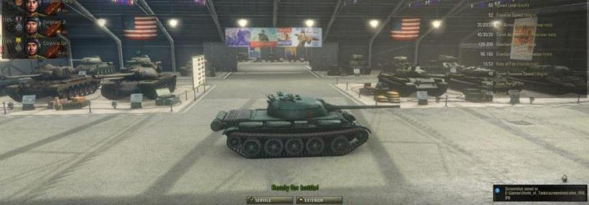 TankDay Hangar 9.0 v2