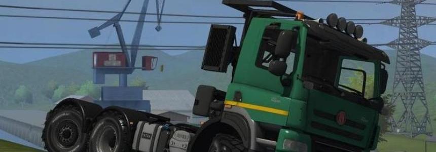 TATRA 158 Phoenix Agro Truck v1.0