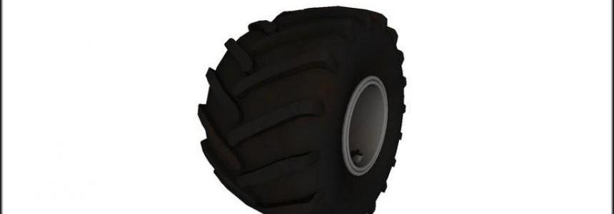 Terra tire casing v1.0
