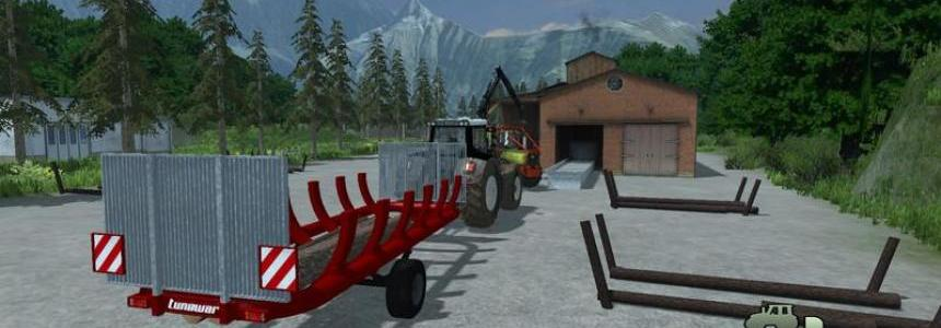 Timber trailer tipper v0.5