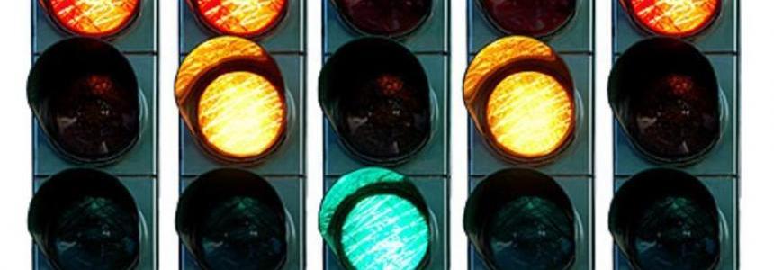 Traffic light signal v1.0
