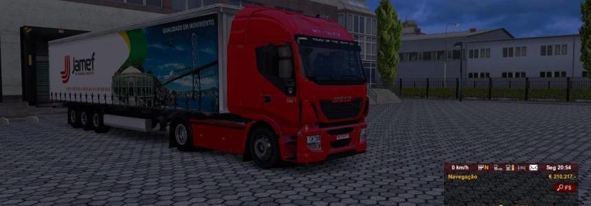 Trailer Jamef Logistic