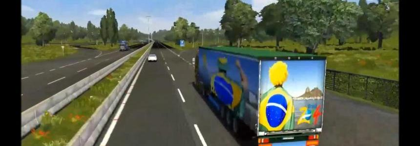 Trailers Pack 2014 FIFA World Cup Brazil