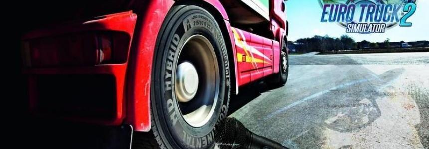 Truck tires sound v1.0