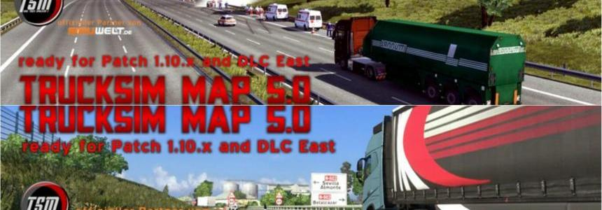 TruckSim Map v5.0
