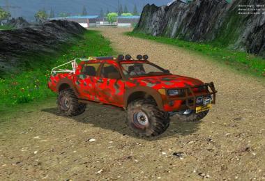 Reparer Chassis Car Simulator