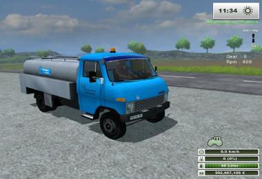 Hanomag F65 Milk Tanker v1.0.2 Mr