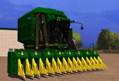 John Deere 9950 Cotton Harvester v1.1