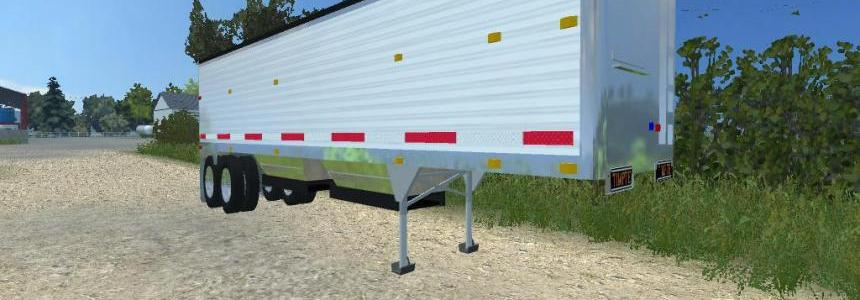 2007 Timpte Super Hopper