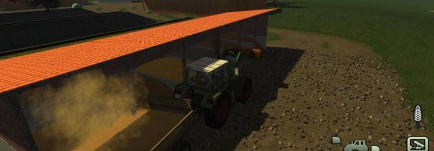 Grain storage v1.0