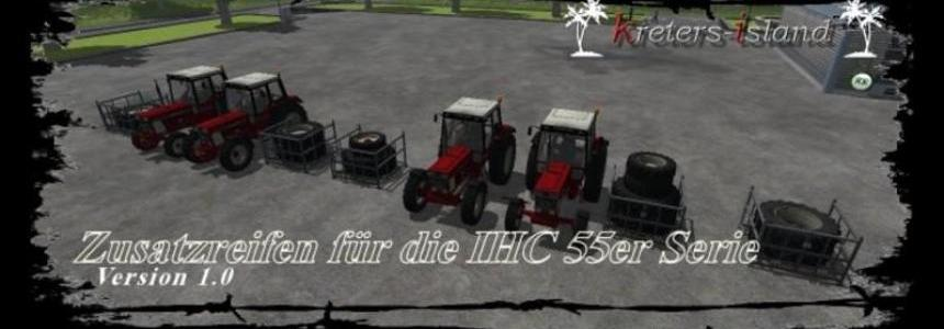 Additional tires for IHC 55er series v1.0