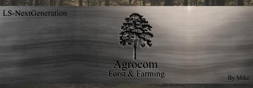 Agrocom v4.1 Forest