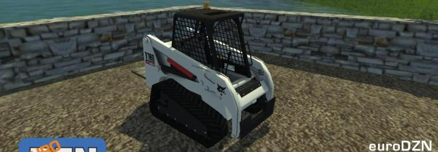 Bobcat T180 skid steer loader