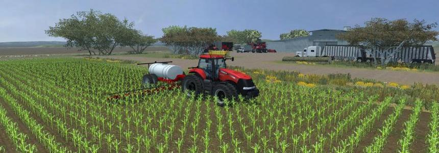 Case IH 920 Nutri Apply