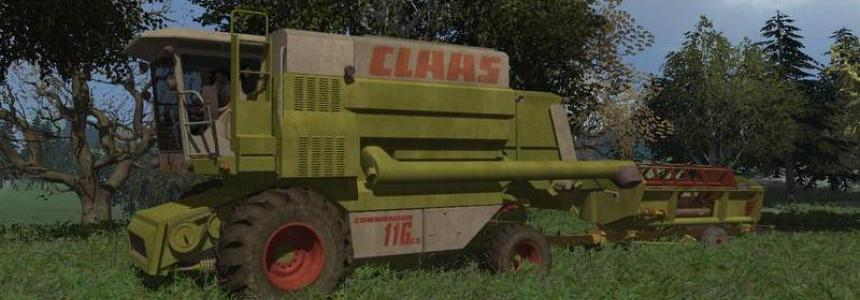 CLAAS COMMANDOR 116cs v1.0