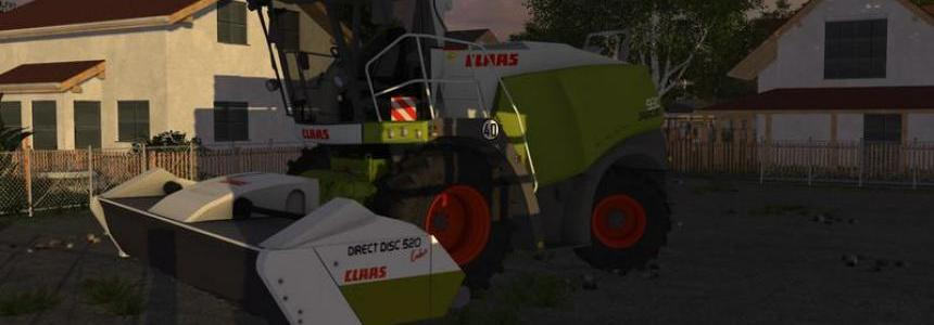Claas Direct Disc 520 v1.0
