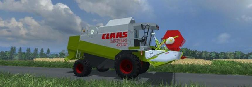 Claas Lexion 405 v1.0