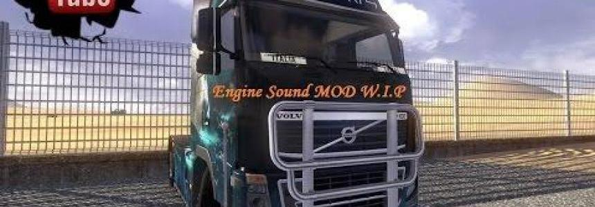 Custom all Volvo Sound Engine (W.I.P.) v0.1