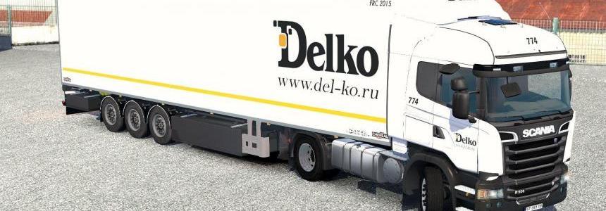 DELKO skin pack