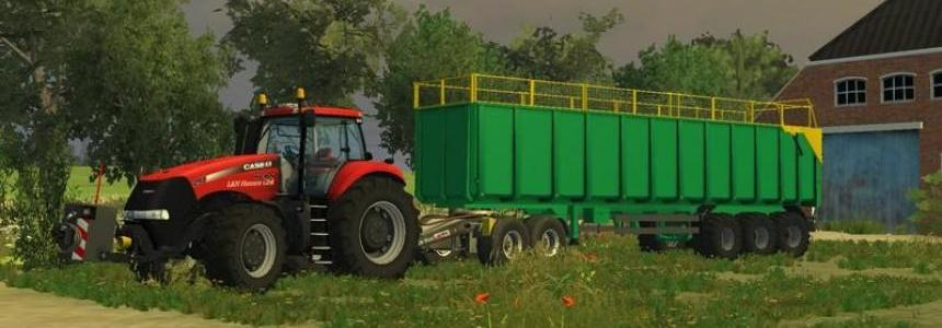 DIY silage trailers v1.0