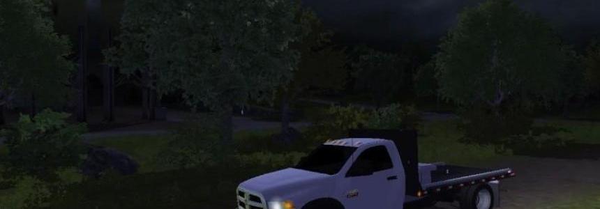 Dodge Ram 5500 Flatbead v1.0