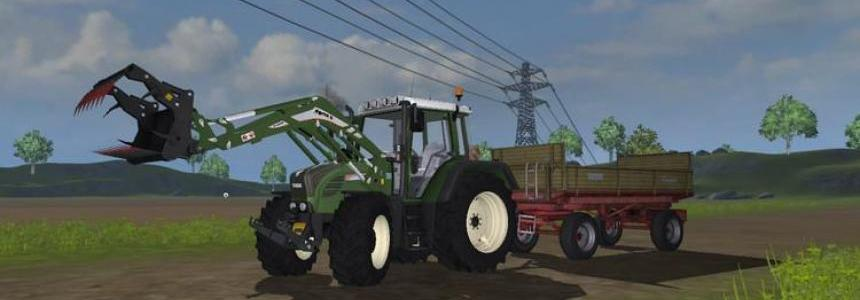 Fendt 312 TMS WHITE v2.0 MR