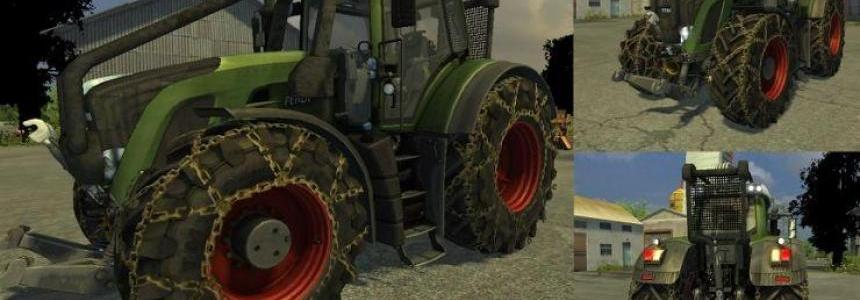 Fendt 936 More Realistic Forst Version