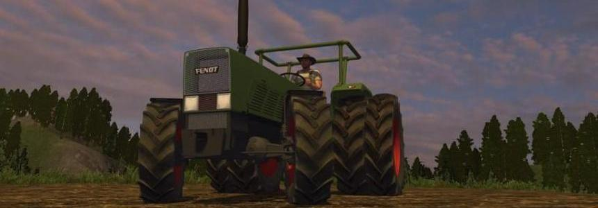 Fendt Favorit 4S with front loader v3.0 MR