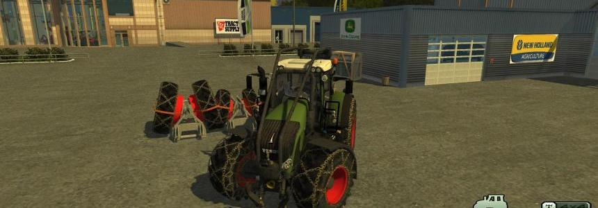 Fendt Vario 924 Forst Version