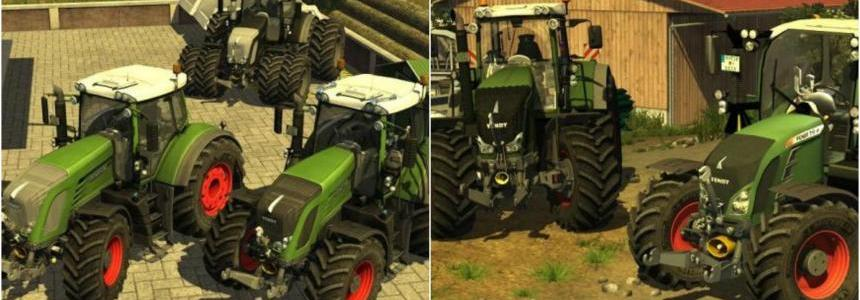 Fendt Vario Elite Pack