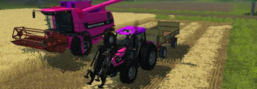 Girl Deutz pack v1