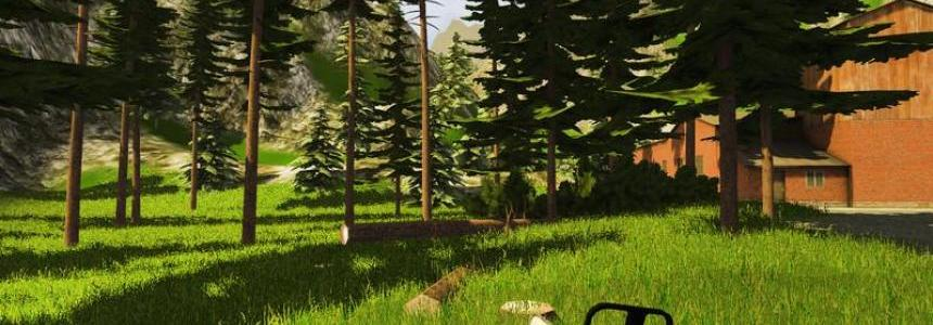 In the Tyrolean mountains v3.0 Forest Edition