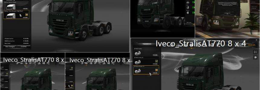 Iveco Stralis AT770 8x4