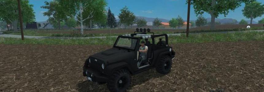 Jeep Wrangler v2.0