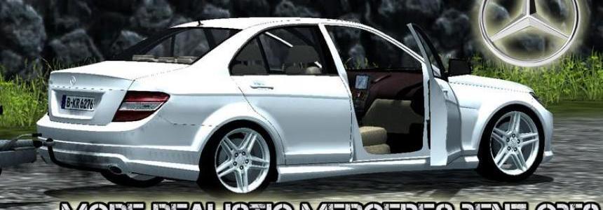 Mercedes Benz C350 v1.1