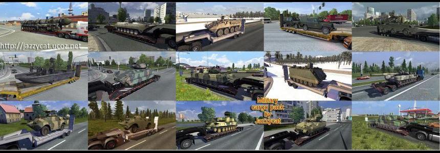 Military Cargo Pack v1.5.1