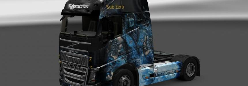 Mortal combat for Volvo fh 2012