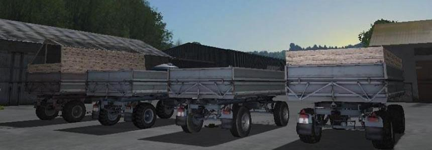 MR HW 80 Pack Trailer v1.0