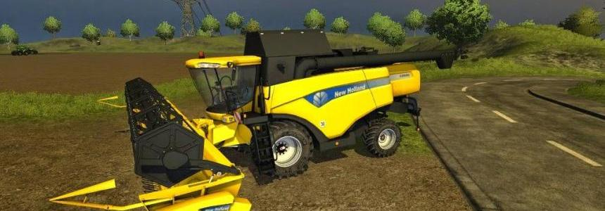New Holland CX8090 v2.0