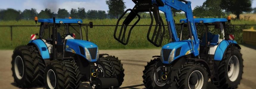 New Holland T7040 FL