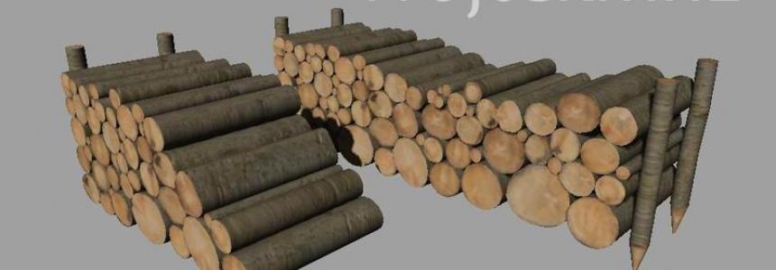 Pile of wood v1.0