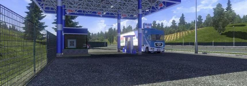Real Gas Station v1.0