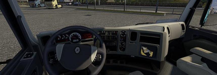 Renault Premium - Dashboard GPS