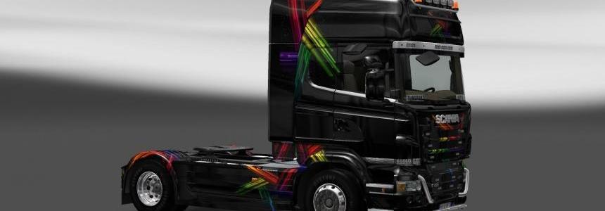 Scania FDT Skin