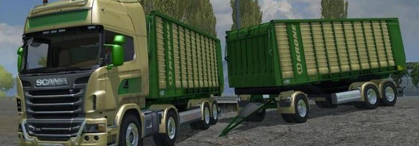Scania R730 CROWN v1.1